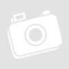 Image of 18K arannyal bevont klasszikus fazonú keskeny tungsten karikagyűrű KG-TG-V047