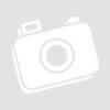 Image of 18K arannyal bevont klasszikus fazonú domború tungsten karikagyűrű KG-WT-V299